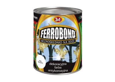 FERROBOND FARBA BEZPOŚREDNIO NA RDZĘ 3W1